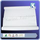 Mobiliário Non-Woven auto-adesivo branco sentiu o tecido das pás adesivas