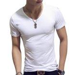 보통 공백 둥근 목 Quatity 면 Lycra 혼합 t-셔츠 도매