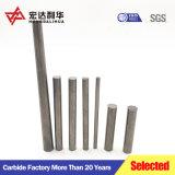 Hastes de vários tamanhos de carboneto de tungsténio Barra de espaços em branco para as ferramentas de corte