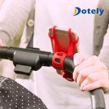 Supporto registrabile del telefono della bicicletta della bici del telefono del silicone di gomma del supporto