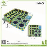 Kids Highly Safety Indoor Extreme Bungee Trampoline Park