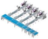 Hochgeschwindigkeitsverpackungsmaschine für Krapfen/Brot/Biskuite