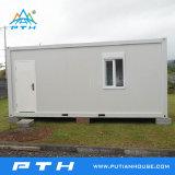Сборные дома контейнера для модульного проекта по созданию потенциала во всем мире