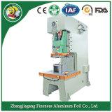 Envase de alimento del papel de aluminio que hace la máquina