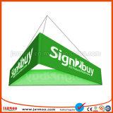 Grand célèbre usine directement Triangle Bannière de plafond