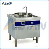 PT15K-001 15kwはバーナーの商業とろ火で煮える誘導平らなスープ炊事道具を選抜する