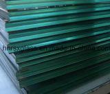 PVBの中間膜Rongshunxiangが付いている良質の薄板にされたガラス12.76mm