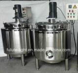 Het elektrische het Verwarmen Pasteurisatieapparaat van de Melk van de Partij