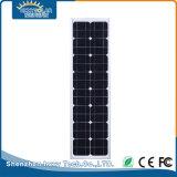 40W todo en una cubierta solar integrada al aire libre de la luz de calle