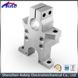 Части CNC металла высокой точности подвергая механической обработке алюминиевые для медицинской