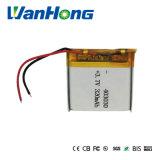batterie d'ion de lithium de 403030pl 320mAh pour Speaker/GPS