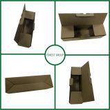 Boîte en carton ondulé d'impression écologique Taille personnalisée Boîte en carton ondulé Alibaba Commerce de gros
