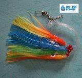 La suavidad de los trastos de pesca engaña los aparejos multi coloridos de la dimensión de una variable de los aparejos de Sabiki que pescan señuelos