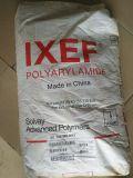 Solvay Ixef черный PARA (polyarylamide 1524/9008) Пластиками