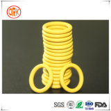 High Quality Yellow FKM/Ffkm/FPM/Viton Rubber O Boxing ring