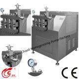 2500L/H, 100MPa, großer Homogenisierer für die Herstellung von Milch