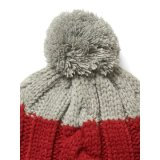 Жаккард Red Hat трикотажные Red Hat Red Hat Beanie POM POM Red Hat