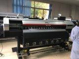 2PC Xaar1201 1.8mの印刷の幅のX6-2030xuvの紫外線プリンター