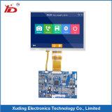 Индикация LCD графика Stn модуля LCD голубая отрицательная стандартная