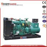 Yuchai 144kw 180kVAのディーゼル発電機はミャンマーのためにセットした