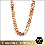 Catena Chain dell'oro del Mens placcata oro di placcatura 14K Franco di PVD