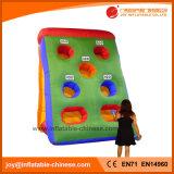 Juego determinado inflable al aire libre del deporte del bolsillo y del anillo con las bolsas de arena (T9-550)