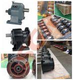 Verschobene Kran-Anwendung des schraubenartigen Getriebes, schraubenartiger Gang-Motor, schraubenartiges Gang-Reduzierstück