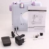 máquina de costura Multifunction elétrica de Overlock da casa de botão 4-Step (FHSM-505)