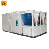 Refroidi par air fabricant de l'unité sur le toit de la climatisation