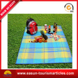 Coperta impermeabile del panno morbido polare di uso di picnic con PEVA