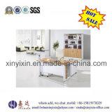 Muebles de oficinas de escritorio de madera de las piernas cuadradas del metal (M2608#)