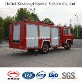 Dongfeng 145 5ton 물 탱크 트럭 안 모형