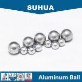 5050 1/4 '' de esfera de alumínio para a soldadura, esferas de alumínio de moedura