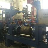 LPGシリンダー中心の溶接機