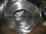 Fio galvanizado médios quente/médios de arame de ferro galvanizados a quente/quente de aço médios