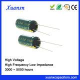 Hoge Frequentie van de Condensator van de hoogspanning 450V 6.8UF de Elektrolytische