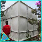 Níveis elevados de fibra de aço seccionais de PRFV GRP de melhor qualidade do Tanque de Água do Tanque de Água