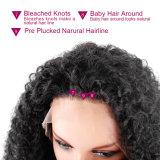 Novo Produto cabelos humanos brasileiros Lace Front Bob Peruca Onda profunda