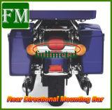 Barra direcional clara da montagem da cauda para Harley '86-Later