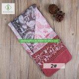 100% Viscose impresso em duas cores da moda Xale Senhora lenço muçulmano