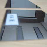 430 miroir de la feuille #8 d'acier inoxydable