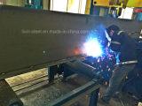 高水準のプレハブの鉄骨構造の建築材料の金属フレームの製造