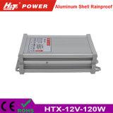 12V 10A 120W LEDの変圧器AC/DCの切換えの電源Htx