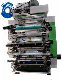 Macchina dello scritto tipografico di Flexo della stampante della stampatrice della flessione di Changhong MD-6c/Plastic/LDPE/BOPP/Film/film di materia plastica