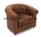 Double Leather Sofa with High Quality (M-X3162)