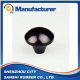 مصنع إمداد تموين صمام أسود باكليت عجلة يدويّة