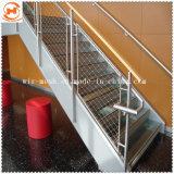 X-Tender el cable flexible de acero inoxidable malla cuerda tejida