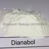 Polvo que abulta esteroide de Methandrostenolon Dbol Dianabol del edificio del músculo