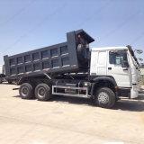 Sinotruk HOWO 덤프 트럭 팁 주는 사람 6X4 쓰레기꾼 Truck336/371HP