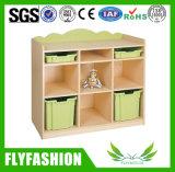 Деревянная мебель для детей детского сада книжная полка (SF-106C)